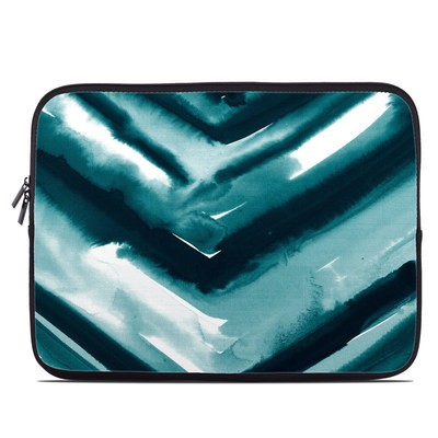 Laptop Sleeve - Watercolor Chevron