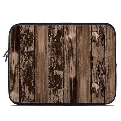 Laptop Sleeve - Weathered Wood
