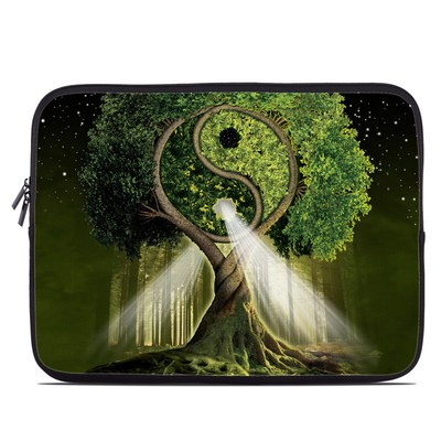 Laptop Sleeve - Yin Yang Tree