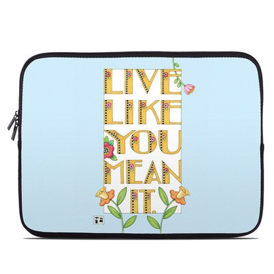 Laptop Sleeve - Mean It