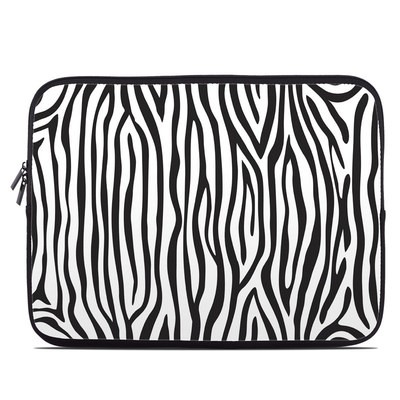 Laptop Sleeve - Zebra Stripes