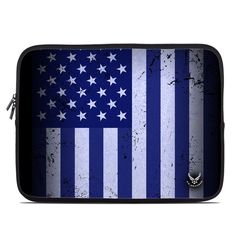 USAF Security Forces Notebook Bags Zipper Laptop Bag 13 Inch Laptop Sleeve Case Bag Computer Bag