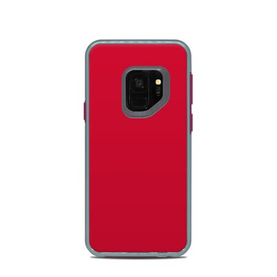 Lifeproof Galaxy S9 Slam Case Skin - Solid State Red