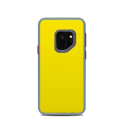 Lifeproof Galaxy S9 Slam Case Skin - Solid State Yellow