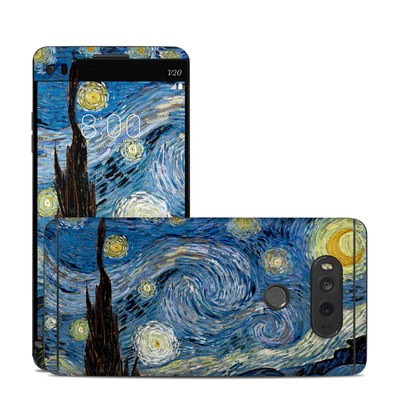 LG V20 Skin - Starry Night