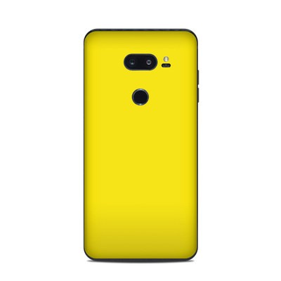LG V35 ThinQ Skin - Solid State Yellow
