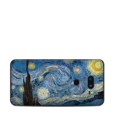 LG V35 ThinQ Skin - Starry Night