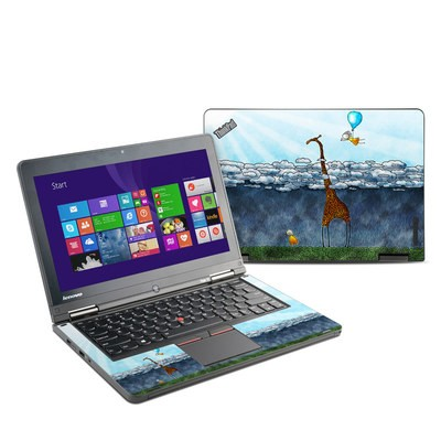 Lenovo Yoga Thinkpad 12 Skin - Above The Clouds