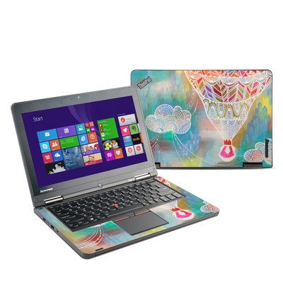 Lenovo Yoga Thinkpad 12 Skin - Balloon Ride