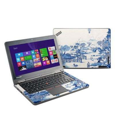 Lenovo Yoga Thinkpad 12 Skin - Blue Willow
