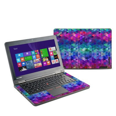 Lenovo Yoga Thinkpad 12 Skin - Charmed