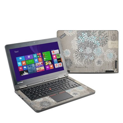 Lenovo Yoga Thinkpad 12 Skin - Christmas In Paris