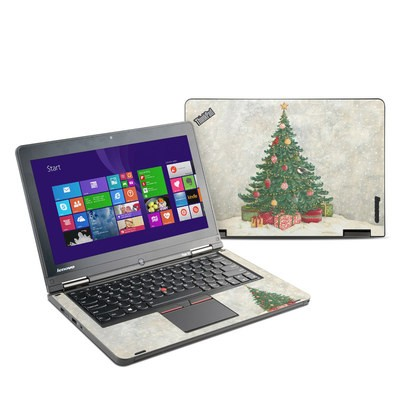Lenovo Yoga Thinkpad 12 Skin - Christmas Wonderland