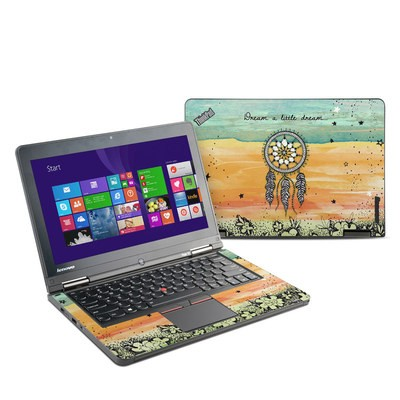 Lenovo Yoga Thinkpad 12 Skin - Dream A Little