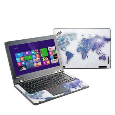 Lenovo Yoga Thinkpad 12 Skin - Gallivant
