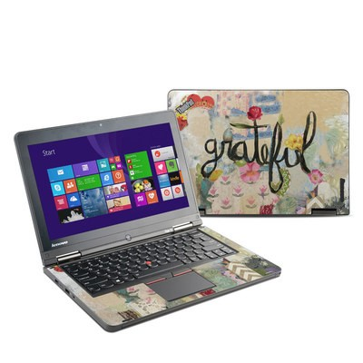 Lenovo Yoga Thinkpad 12 Skin - Grateful