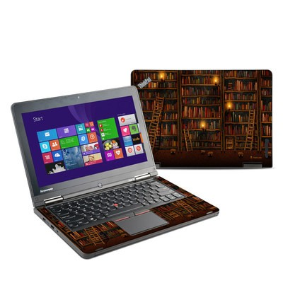 Lenovo Yoga Thinkpad 12 Skin - Library