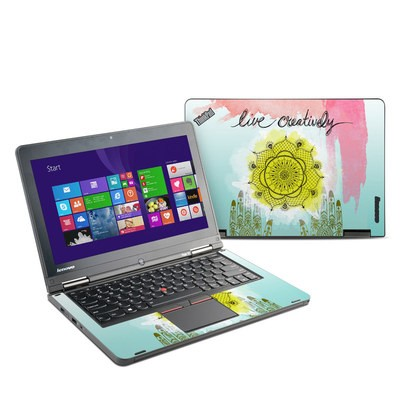 Lenovo Yoga Thinkpad 12 Skin - Live Creative