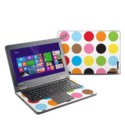 Lenovo Yoga Thinkpad 12 Skin - Multidot