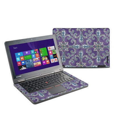Lenovo Yoga Thinkpad 12 Skin - Royal Crown