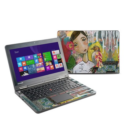 Lenovo Yoga Thinkpad 12 Skin - Seeker of Hope