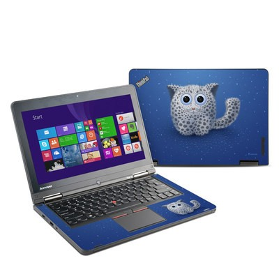 Lenovo Yoga Thinkpad 12 Skin - Snow Leopard