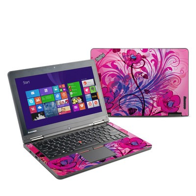 Lenovo Yoga Thinkpad 12 Skin - Spring Breeze