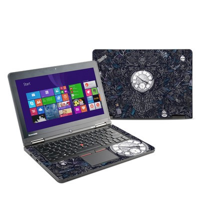 Lenovo Yoga Thinkpad 12 Skin - Time Travel