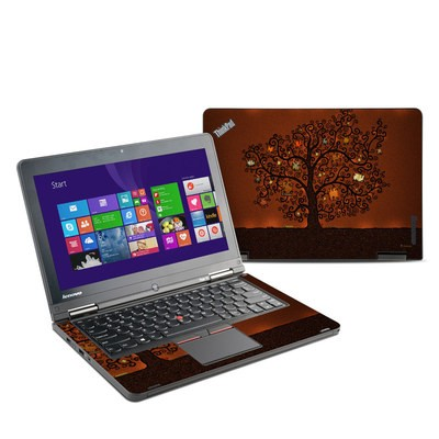 Lenovo Yoga Thinkpad 12 Skin - Tree Of Books