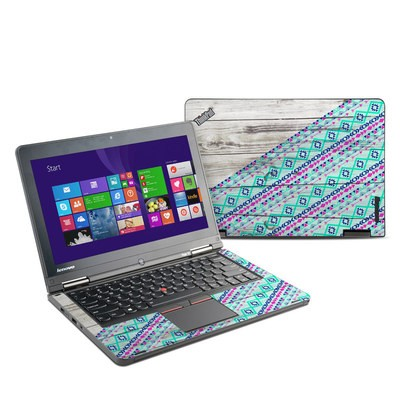 Lenovo Yoga Thinkpad 12 Skin - Traveler