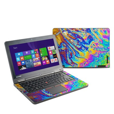 Lenovo Yoga Thinkpad 12 Skin - World of Soap