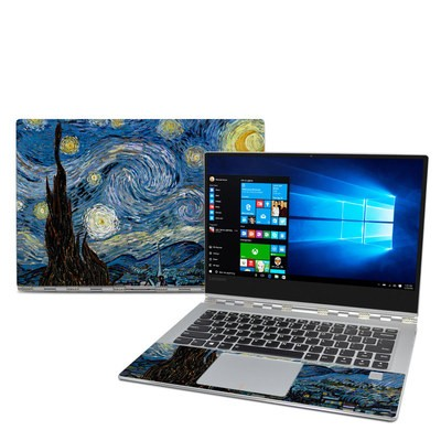Lenovo Yoga 910 Skin - Starry Night