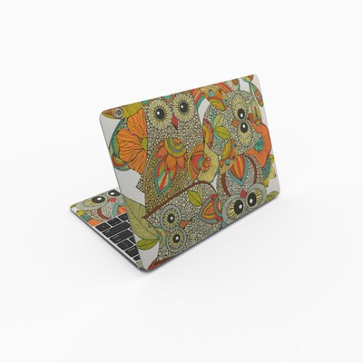 MacBook 12in Skin - 4 owls