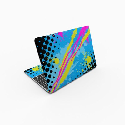 MacBook 12in Skin - Acid