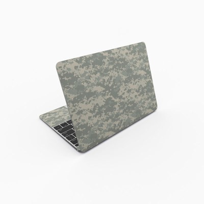 MacBook 12in Skin - ACU Camo