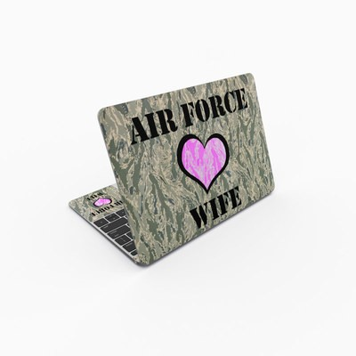 MacBook 12in Skin - Air Force Wife
