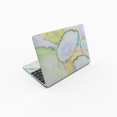 MacBook 12in Skin - Agate Dreams