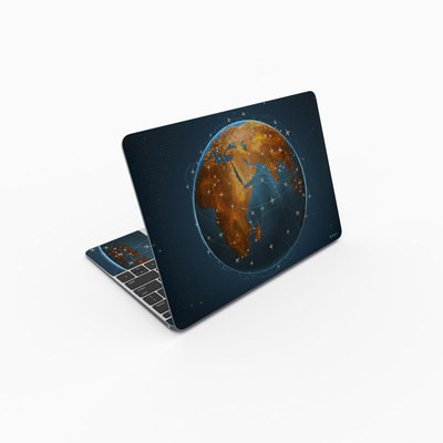 MacBook 12in Skin - Airlines
