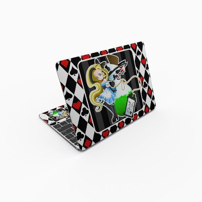 MacBook 12in Skin - Alice