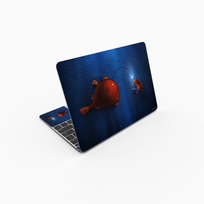 MacBook 12in Skin - Angler Fish