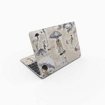 MacBook 12in Skin - Ah Paris