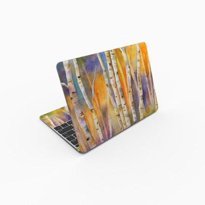 MacBook 12in Skin - Aspens