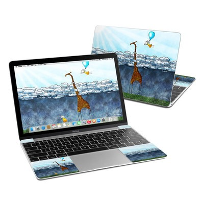 MacBook 12in Skin - Above The Clouds