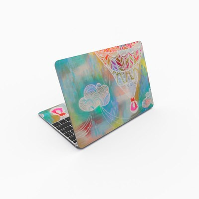 MacBook 12in Skin - Balloon Ride