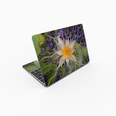 MacBook 12in Skin - Bali Dream Flower