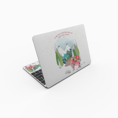 MacBook 12in Skin - Bear Mountain