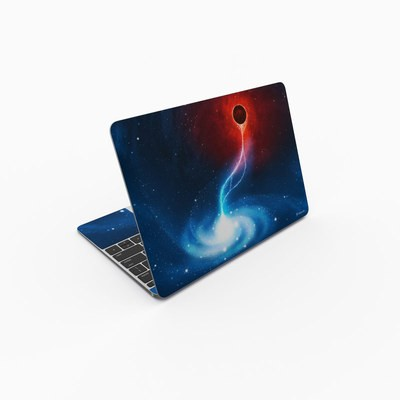 MacBook 12in Skin - Black Hole