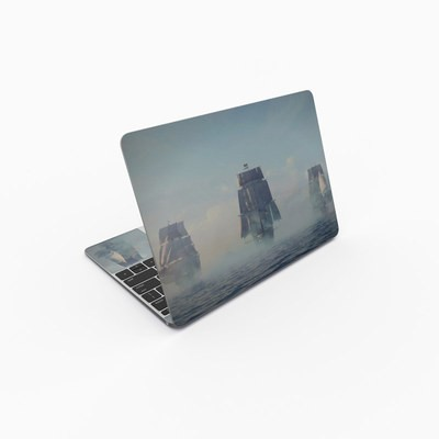 MacBook 12in Skin - Black Sails
