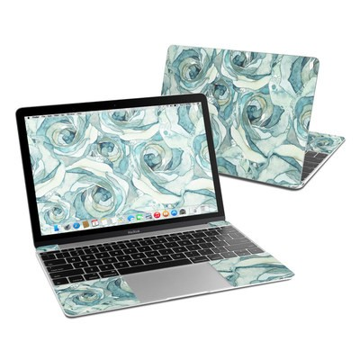 MacBook 12in Skin - Bloom Beautiful Rose