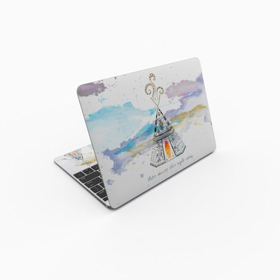 MacBook 12in Skin - Boho Teepee